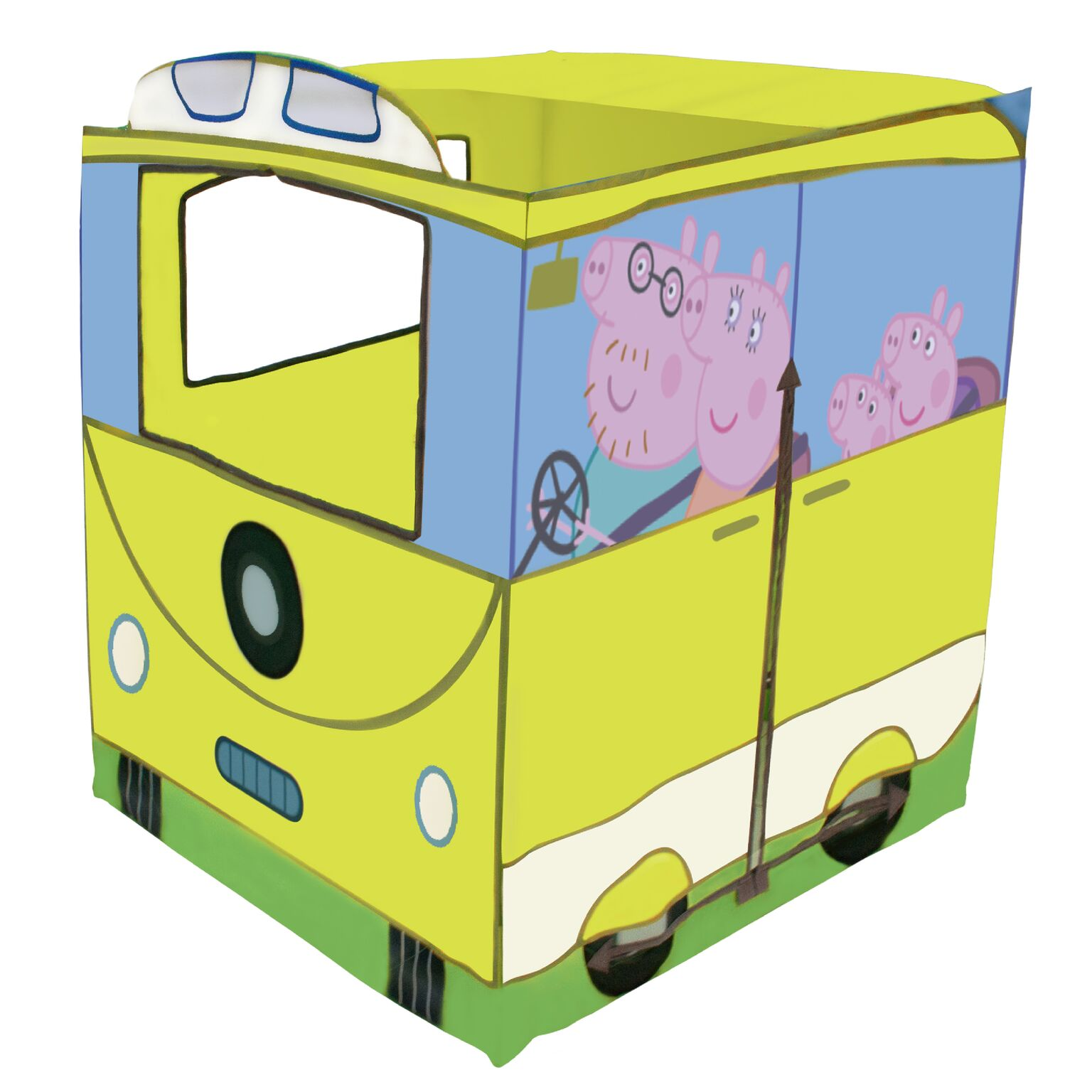 Playhut Peppa Pig EZ Vehicle Play Tent