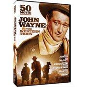 John Wayne & the Western Trios: 50 Movie Roundup by