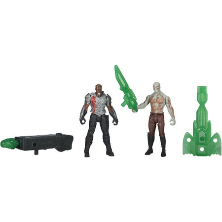 Hasbro Guardians Of The Galaxy Drax And Korath](Drax The Destroyer)
