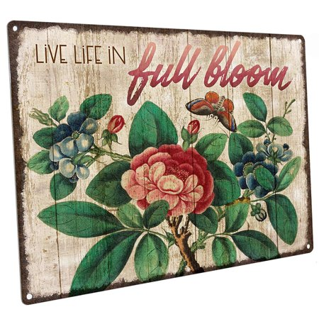 Live Life in Full Bloom 9