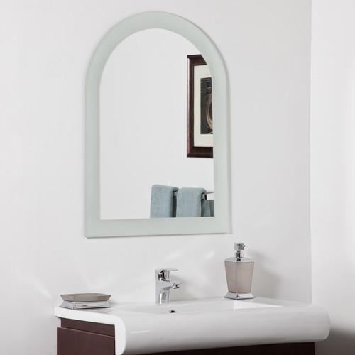 Decor Wonderland Serenity Modern Wall Mirror
