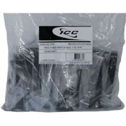 """ICC-ICCMSCMPT1 1.70"""" Cable Management Rings, 10 Pack"""