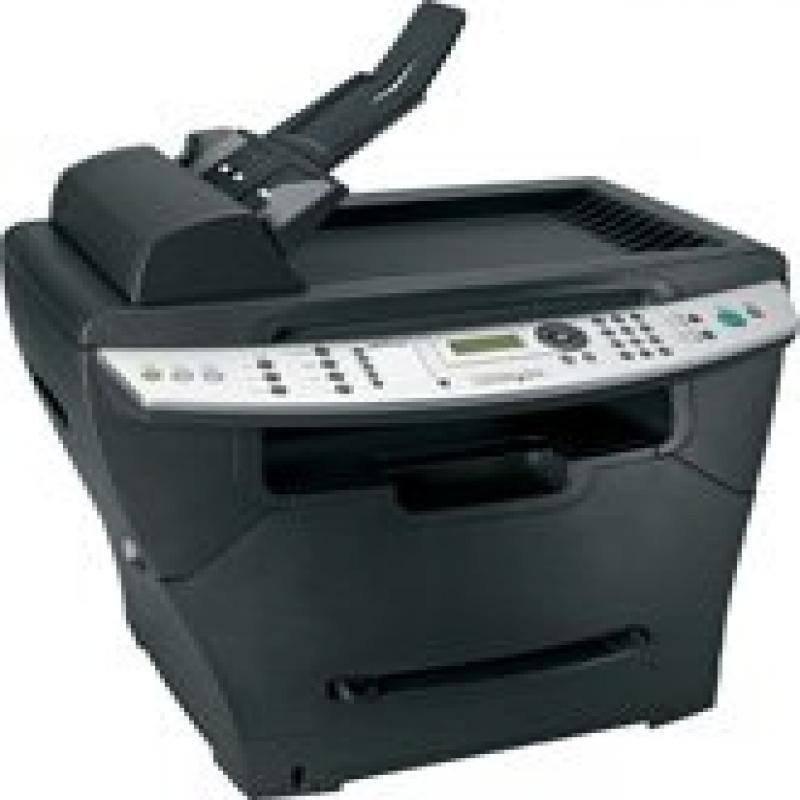 Lexmark X340 Multifunction Mono Laser Printer