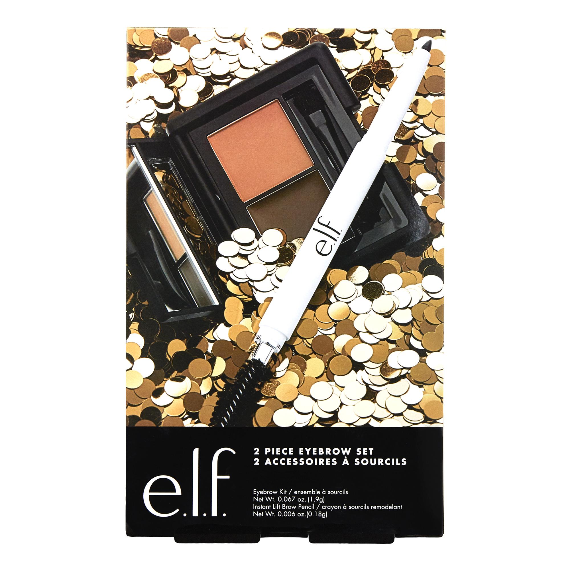 e.l.f. Cosmetics Holiday 2 Piece Eyebrow Gift Set