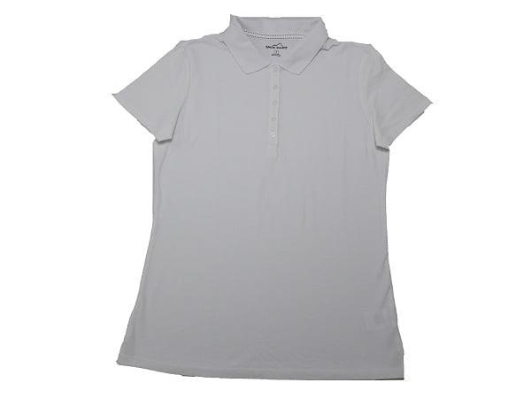 white polo shirt womens walmart
