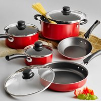 Deals on Tramontina 9-Piece Simple Cooking Nonstick Cookware Set