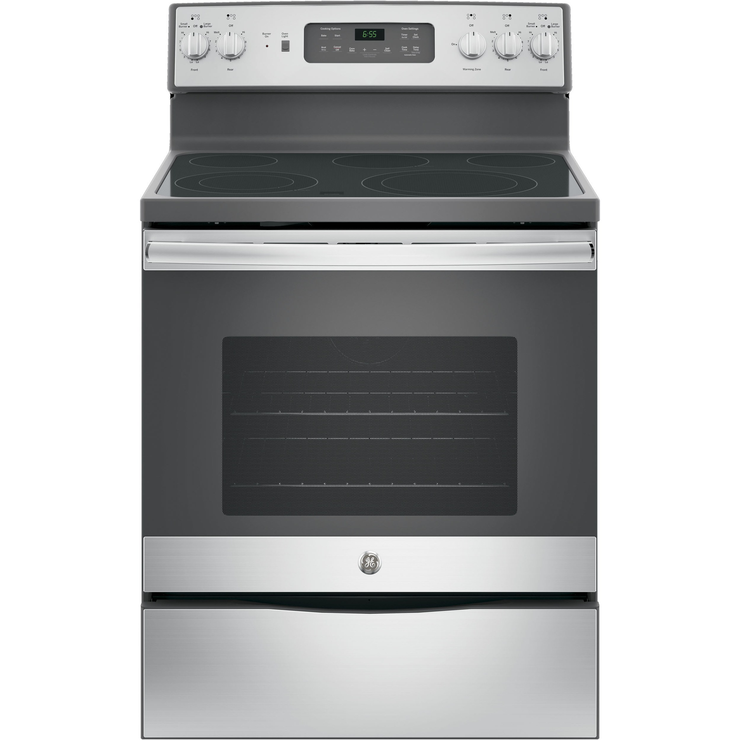 GE  Free Standing Electric Convection Ran (30 inches)