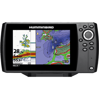 Humminbird Helix 7 CHIRP GPS G2 by Johnson Outdoors