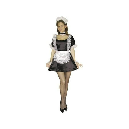 Adult Sexy Upstairs Maid Costume
