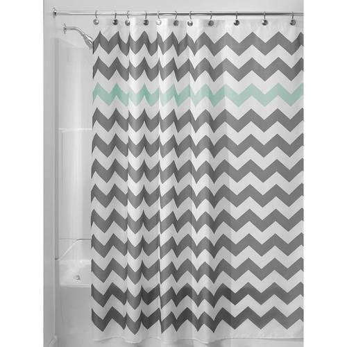 InterDesign Chevron Shower Curtain by INTERDESIGN