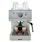 Capresso Cafe Pro Advanced Pump Boiler Professional Espresso & Cappuccino Machine