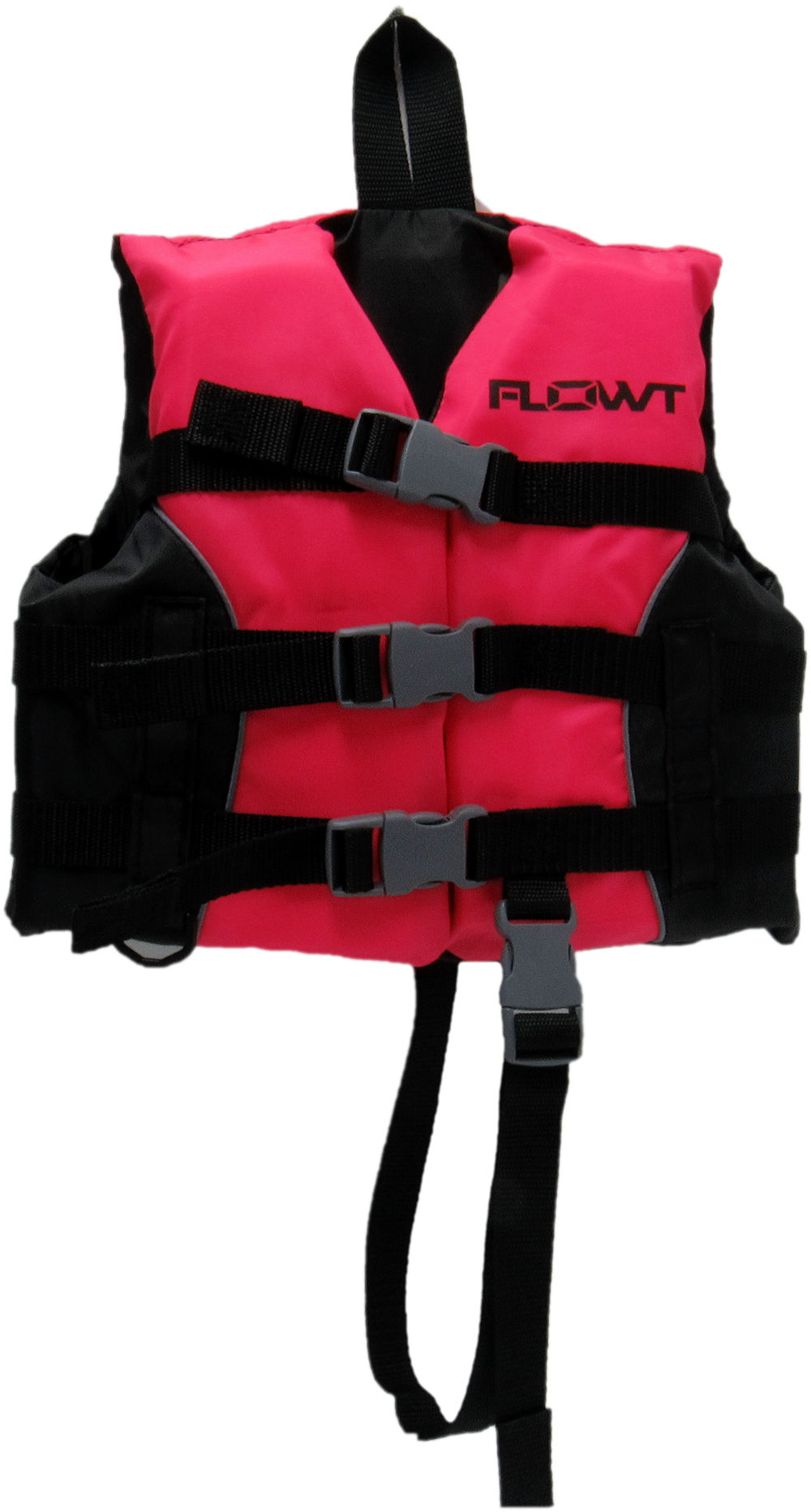 Omega Flowt Child Multi-Sport Life Jacket PFD Type III 30-50 Pounds Hot Pink by Omega