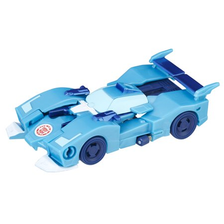 Transformers Robots in Disguise Combiner Force 1-Step Changer Blurr - Girl In Transformers
