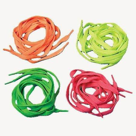Price Dozen Us Toy 1531 Neon Shoe Laces