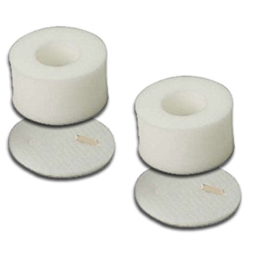 2 Pack Foam /& Felt Filters for Shark NV680 NV681 NV682 NV683 NV800 NV800W NV801