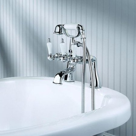 Pfister Savannah 801-SVHC Tub Faucet with Hand Shower and Spout ...