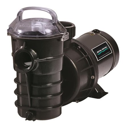 PENTAIR 340210 Dynamo Above Ground Swimming Pool Pump 1.5 Hp w/3' Cord - Pentair Swimming Pools