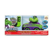 Hulk Marvel Super Hero Adventures R/C Car