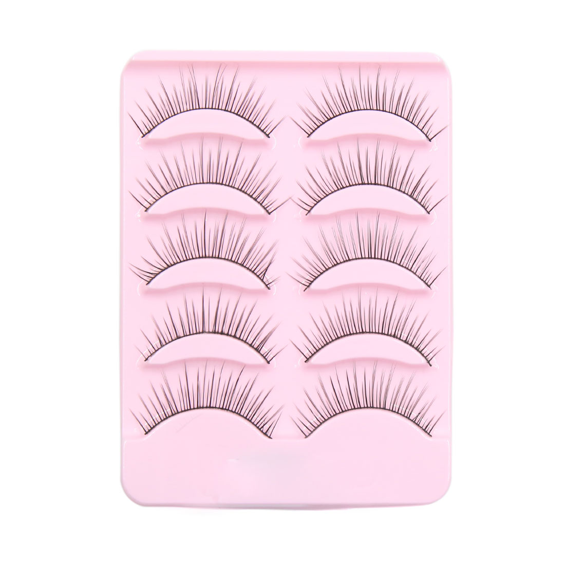 10 Pair Thick False Eyelashes Extension Eyes Beauty Makeup Tool #4