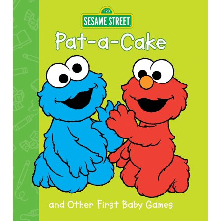 Pat a Cake and Other 1st Baby Games (Board Book)