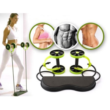 Home Gym Equipment Exercise Body Fitness Abdominal Training Workout Machine New