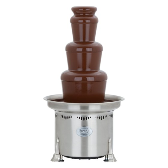 Shop for Chocolate Fountains in Ice Cream & Dessert Makers. Buy products such as Nestle Toll House Semi-Sweet Chocolate Morsels Baking Chips, 36 oz Bag at Walmart and save.