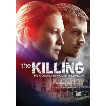 The Killing: The Complete Fourth Season (DVD) for $<!---->