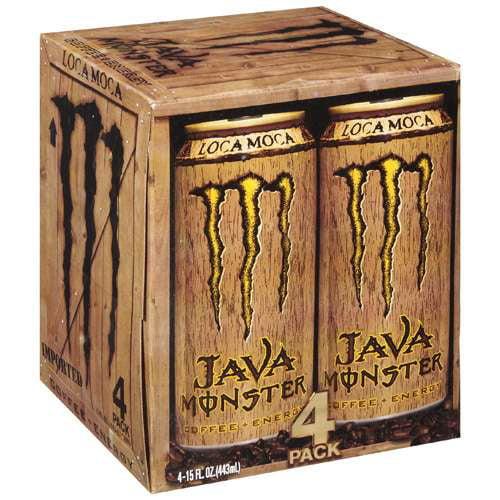 Monster Energy: Coffee & Energy Drink, 64 fl oz