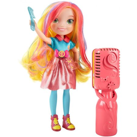 Nickelodeon Sunny Day Magic Hair Color-Change Sunny Doll