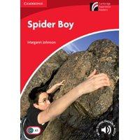 Cambridge Discovery Readers: Spider Boy Level 1 Beginner/Elementary (Paperback)
