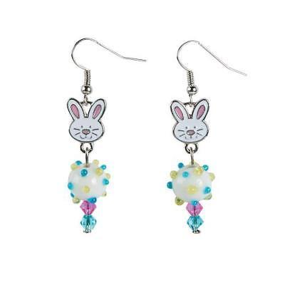 IN-13756769 Easter Bunny Earrings Craft Kit