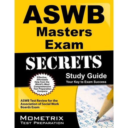 Aswb Masters Exam Secrets  Aswb Test Review For The Association Of Social Work Boards Exam