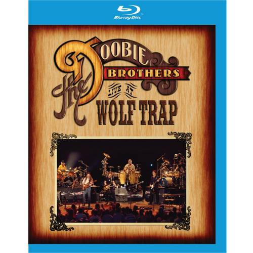 Live At Wolf Trap (Music Blu-ray)