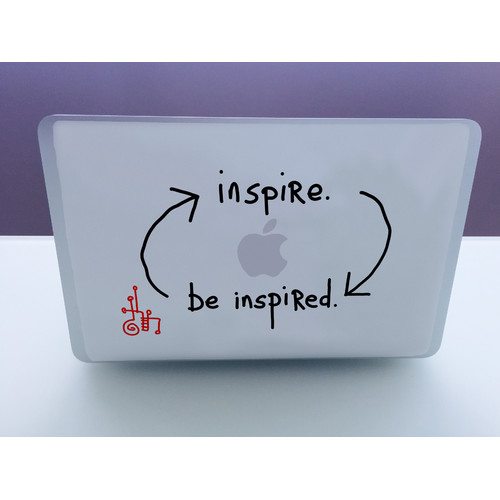 Inspirational GIfts Inspire Be Inspire Wall Decal
