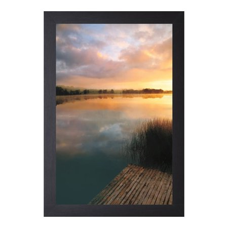 Framecrafters Inc Janel Phal 'Irish Dawn' Framed Artwork