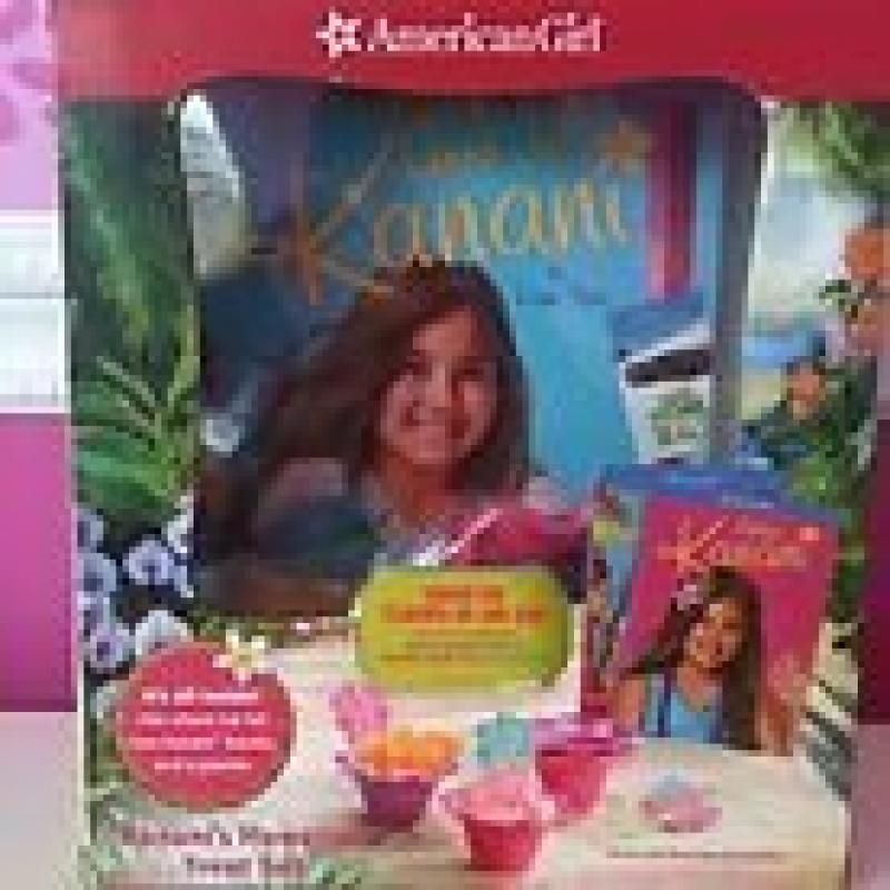 EXCLUSIVE 2011 American Girl Doll GOTY KANANI'S Hawaiian ...