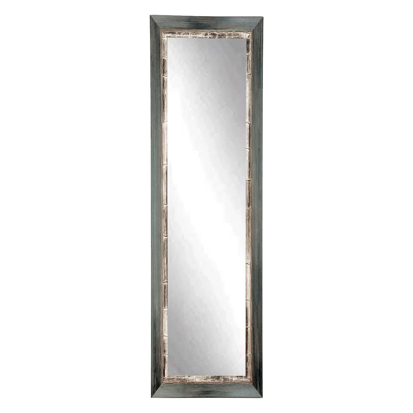 BrandtWorks Weathered Harbor Floor Mirror by Overstock