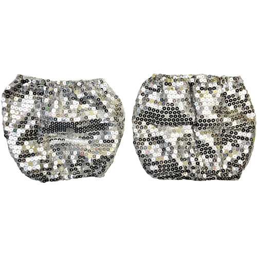 Sequin Leg Cuffs Adult Halloween Accessory