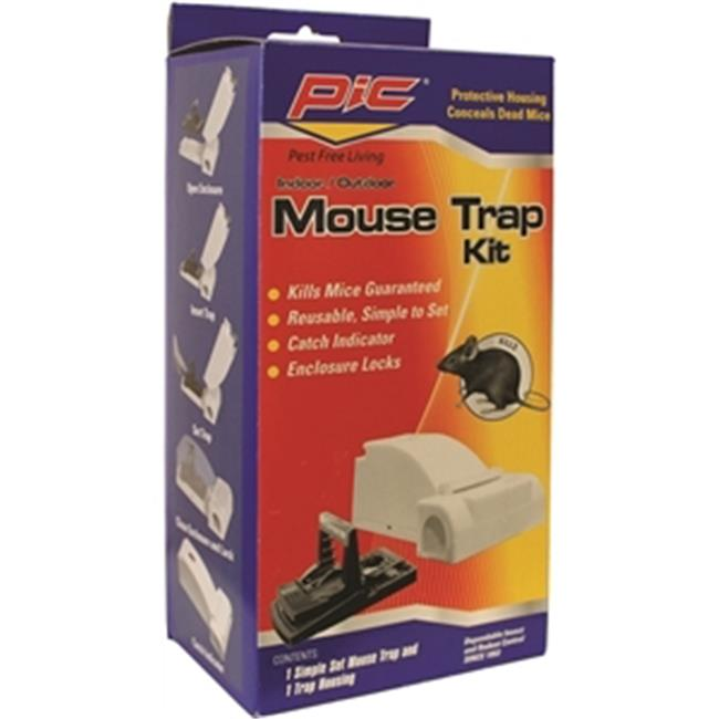 Pic MTK Trap Mouse Kit Simple Set
