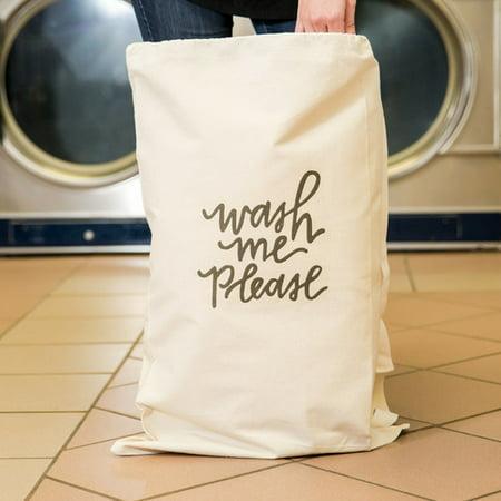 Laundry Bags At Walmart Simple Love You A Latte Shop 'Wash Me Please' Laundry Bag Walmart