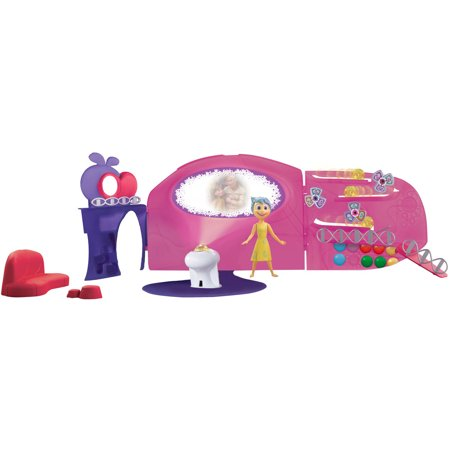 Inside Out Headquarters Play Set