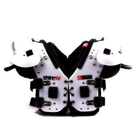 VISION IV Football shoulder pad, FB-LB-TE-OL-DL Position Football Shoulder Pads