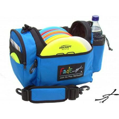 Fade Crunch Box Disc Golf Bag Skye Blue Walmartcom