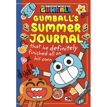 That Journal (Gumball's Summer Journal That He Definitely Finished All on His)