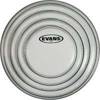 Evans MX White Tenor Head 8 in.