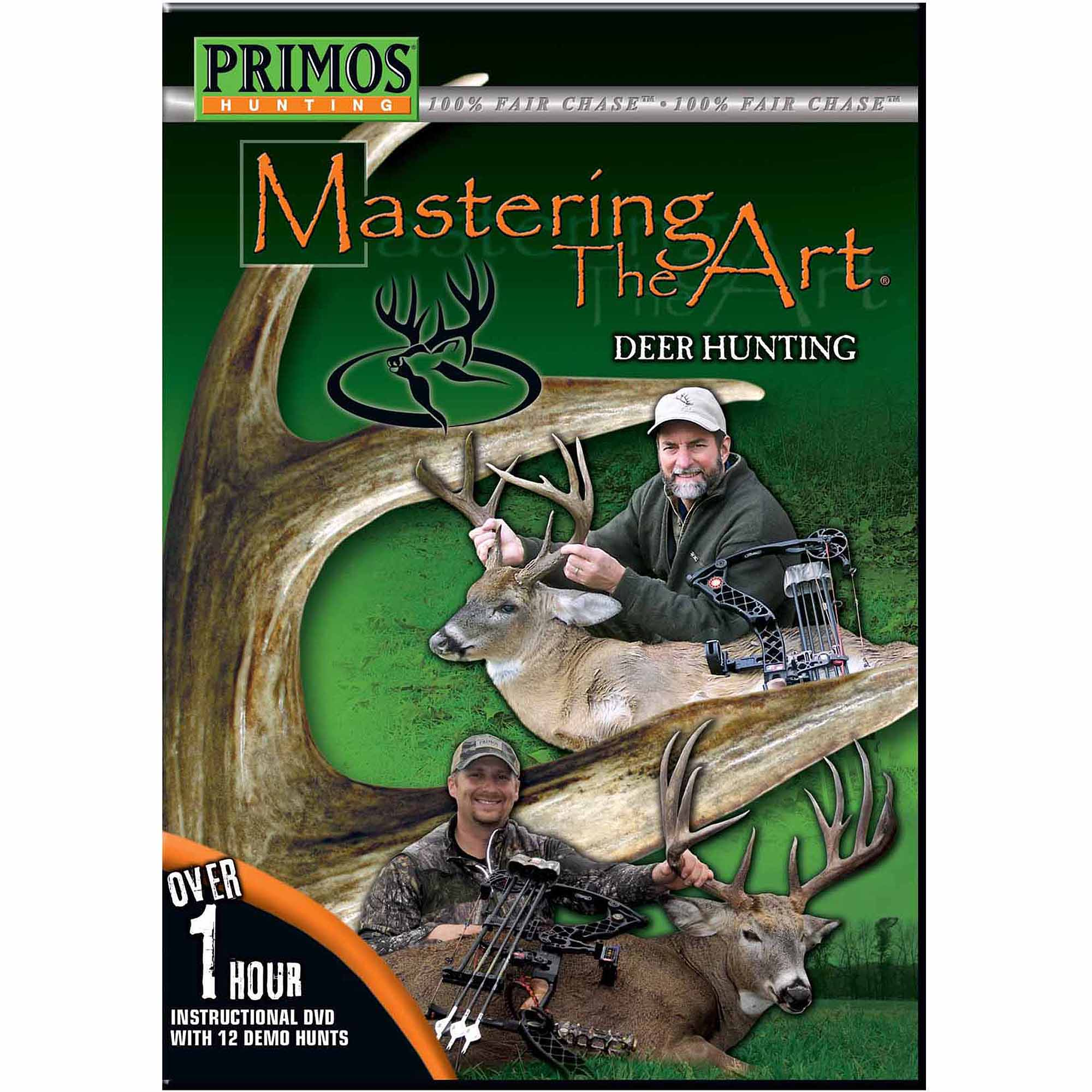 Primos Mastering the Art DVD, Deer by Primos