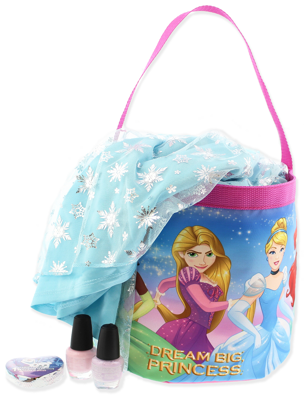 Children/'s Colour Your Own Princess Tote Bag Party Gift Activity Toy