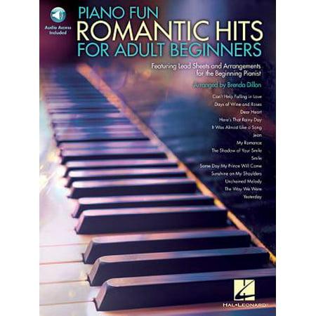 Simply Romantic Piano (Piano Fun - Romantic Hits for Adult Beginners)