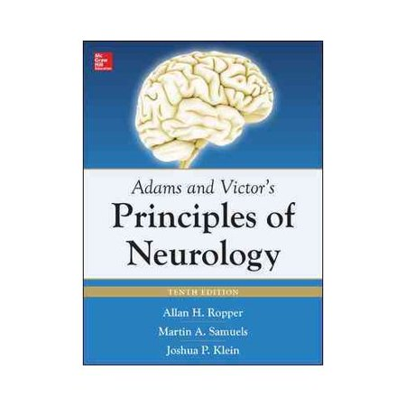 Adams and Victors Principles of Neurology by