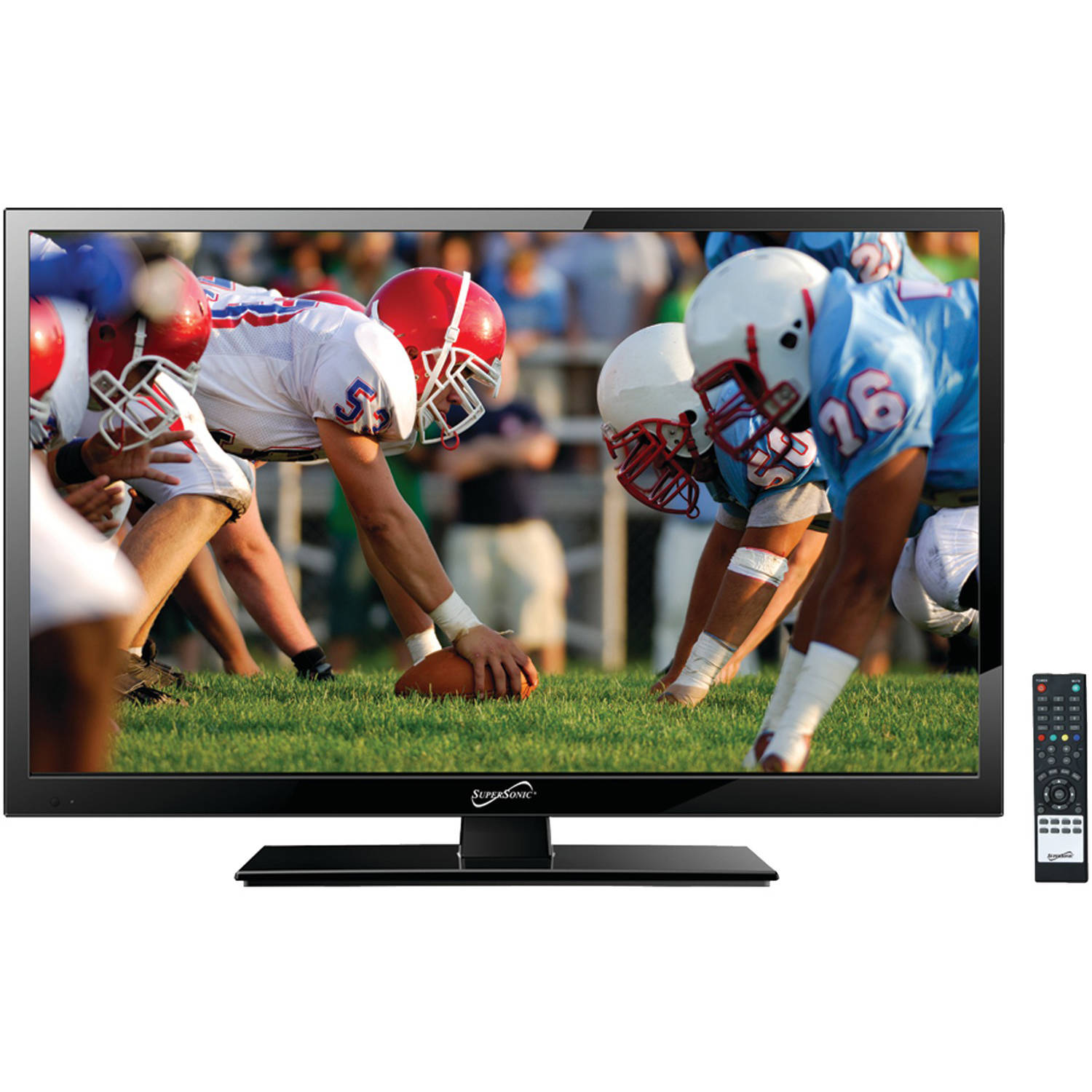 "Supersonic SC-2411 24"" 1080p 5ms LED HDTV"